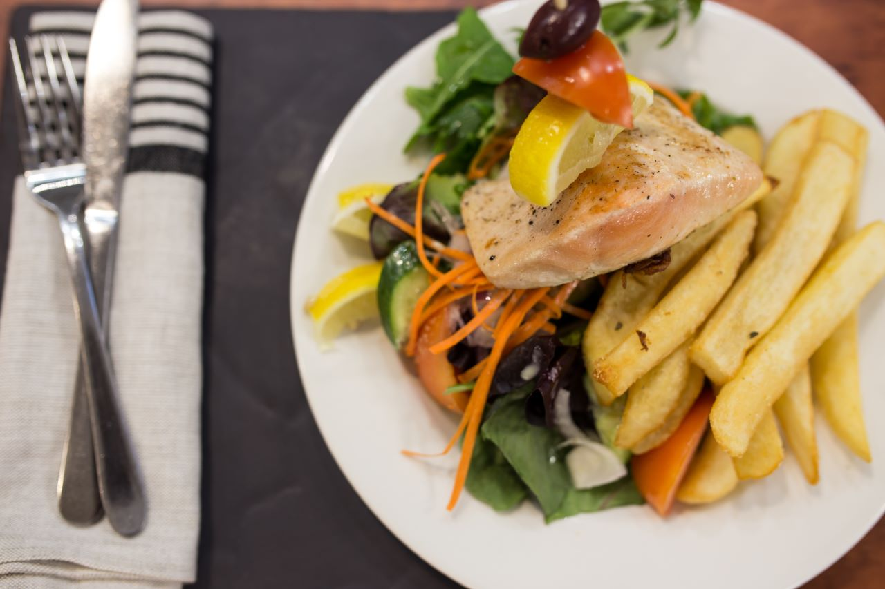 Cook To Order - Fresh Connection Hobart 1280