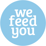 We Feed You Logo